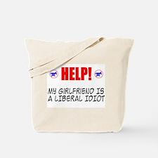 Liberal Girlfriend Tote Bag