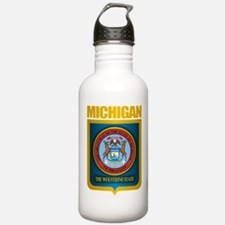 Michigan Gold Label Water Bottle