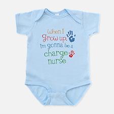Future Charge Nurse Infant Bodysuit