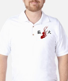 Fox Fire Golf Shirt