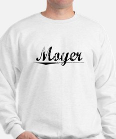 Moyer, Vintage Sweatshirt