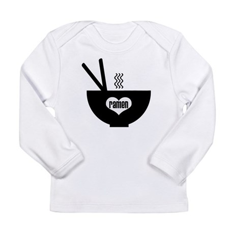 ramen Long Sleeve Infant T-Shirt