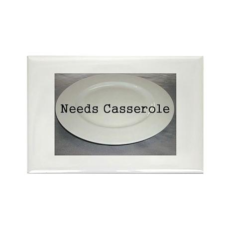 Casserole Enthusiast Magnet