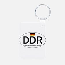 Car code DDR Keychains