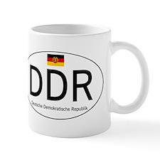 Car code DDR Mug