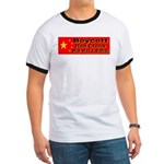 Boycott Red China K9 Killers Ringer T