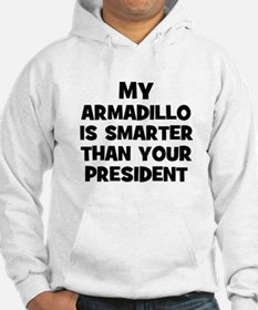 My Armadillo Is Smarter Than Hoodie
