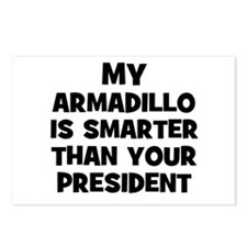 My Armadillo Is Smarter Than  Postcards (Package o