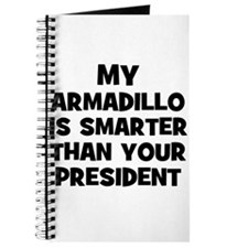 My Armadillo Is Smarter Than Journal