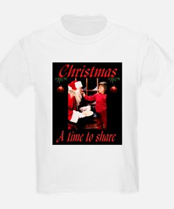 A time to share Kids T-Shirt