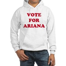 VOTE FOR ARIANA Jumper Hoody
