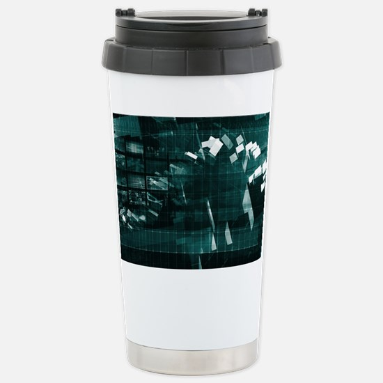 Cute Database professional Travel Mug