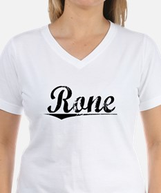 Rone, Vintage Shirt