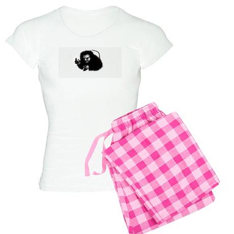 Brown Jenkin Women's Light Pajamas