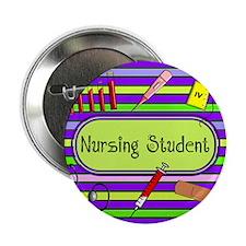 "Nursing Student 2.25"" Button"