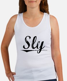 Sly, Vintage Women's Tank Top