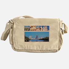 Rochester New York Greetings Messenger Bag