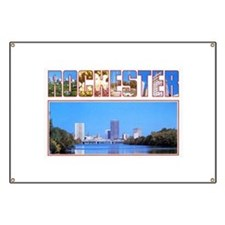 Rochester New York Greetings Banner