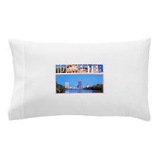 Rochester New York Greetings Pillow Case