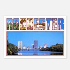 Rochester New York Greetings Postcards (Package of