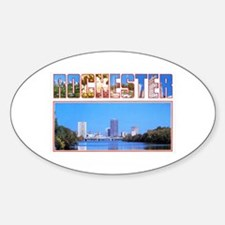 Rochester New York Greetings Decal