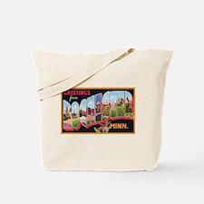 Rochester Minnesota Greetings Tote Bag