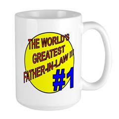 World's Greatest F-I-Law Shop Mug