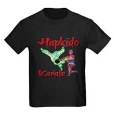 Hapkido Karate Splash design T