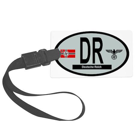 National Car Code Deutsche Reich 1933-1945 Large L