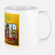 Rochester Minnesota Greetings Mug
