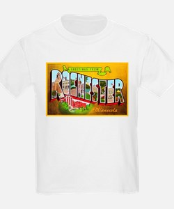 Rochester Minnesota Greetings T-Shirt