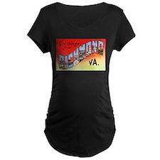 Richmond Virginia Greetings T-Shirt