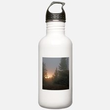 Misty mornings Water Bottle