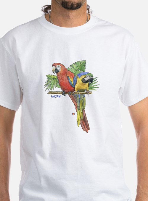 Tropical Macaws Shirt