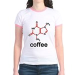 Coffee Jr. Ringer T-Shirt