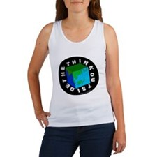 Think Outside the Box! Women's Tank Top