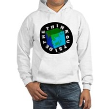 Think Outside the Box! Hoodie