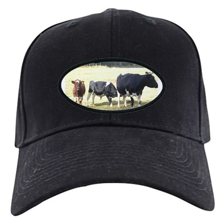 Cows Black Cap