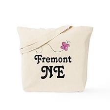 Fremont Nebraska (Cute) Tote Bag