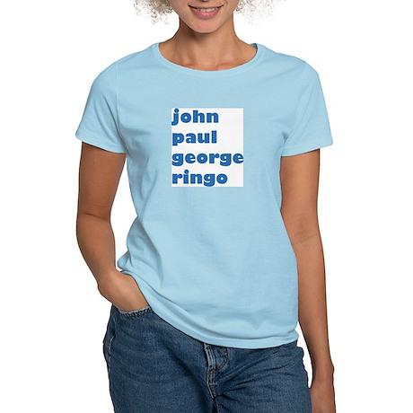 John, Paul, George, Ringo T-Shirt T-Shirt