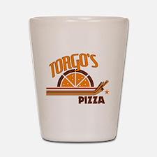 Torgo's Pizza Shot Glass