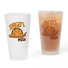 Torgo's Pizza Drinking Glass