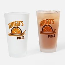 Torgo's Pizza Drinking Glass