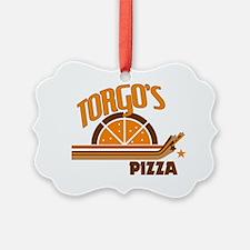 Torgo's Pizza Ornament