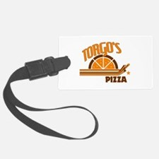 Torgo's Pizza Luggage Tag