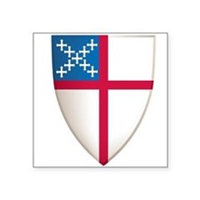 Episcopal Shield Sticker