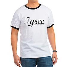 Tyree, Vintage T