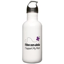 Fibromyalgia Support For Mom Water Bottle