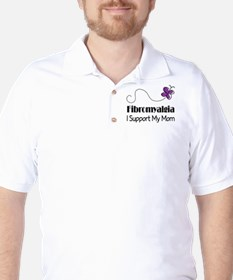 Fibromyalgia Support For Mom T-Shirt