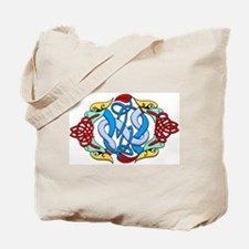 Intricate Knot Tote Bag